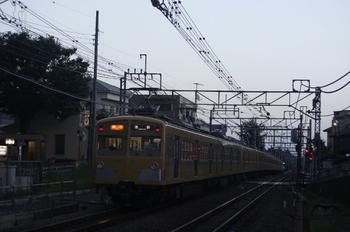"""2010年7月16日、秋津、271F+1309Fの2168レ。"""""""