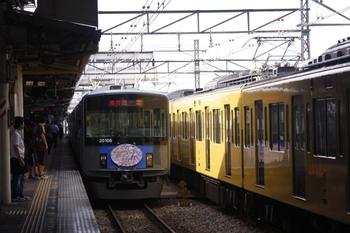 2010年7月17日、所沢、20106Fの2162レ。