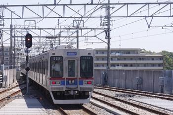2010年7月19日、東松戸、3524ほかの981Kレ。