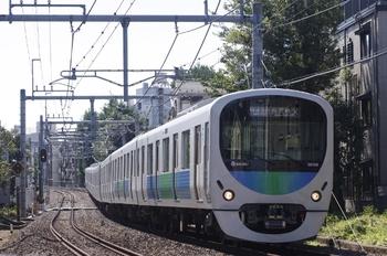 2010年7月19日、池袋~椎名町、38109Fの1007レ。