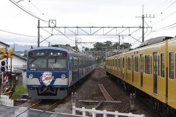 2010年7月29日、元加治、5107レの3015F。