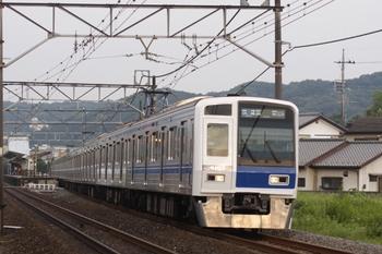 2010年7月31日、元加治、6107Fの3625レ。