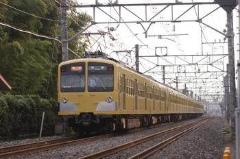 2010年8月15日、田無~花小金井、285F+1239F+1253Fの2317レ。