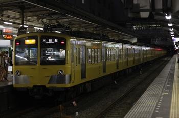2010年8月16日、所沢、281F;1311Fの2679レ。