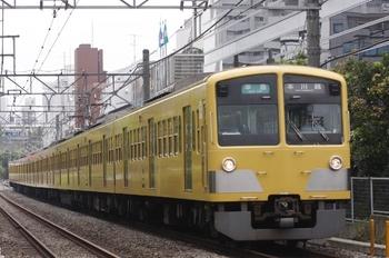 2010年8月21日、高田馬場~下落合、1311Fの4611レ。