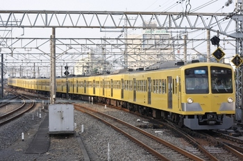 2010年8月23日、所沢、271F+1303Fの3106レ。