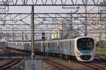 2010年8月28日、所沢、38104F単独の2108レ。