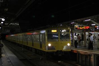 2010年9月2日、所沢、到着する271F+1303Fの2252レ。 title=