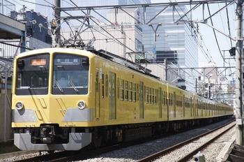 2010年9月4日、高田馬場~下落合、295F+1239F+1245Fの2637レ。