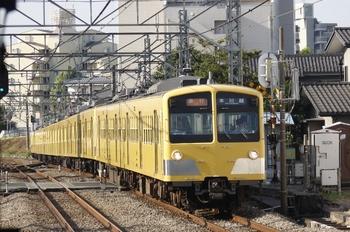 2010年9月4日、所沢、1311F+281Fの2607レ。