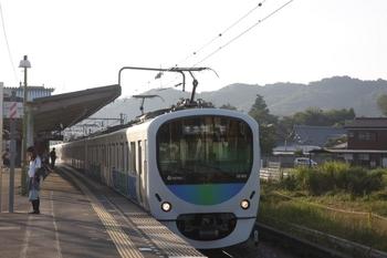 2010年9月4日、元加治、32102F+38104Fの4101レ。