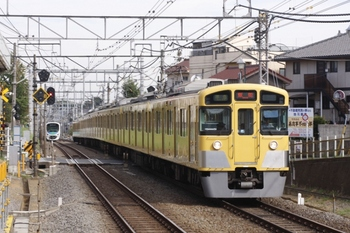2010年9月7日、秋津、2083Fの4133レ。