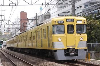 2010年9月7日、高田馬場~下落合、2011Fの5813レ。