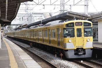 2010年9月7日、西所沢、2071Fの4131レ。