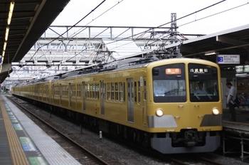 2010年9月9日、所沢、2804レの295F+1239F+1245F。