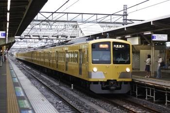 2010年9月15日、所沢、1301F+285Fの2804レ。