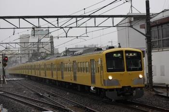 2010年9月16日、所沢、1301Fの4605レ。