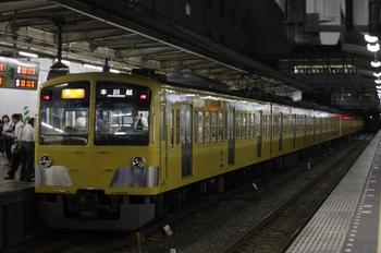 2010年9月17日、所沢、1239F+1245F+295Fの2679レ。