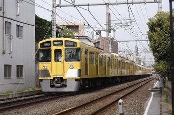 2010年9月21日、池袋~椎名町、2063F+2461Fの4801レ。