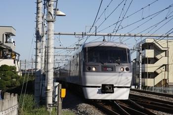 2010年9月25日、飯能、高麗駅から到着する10103Fのむさし94号。