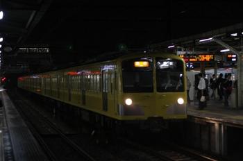2010年9月30日、所沢、287F+1303Fの2261レ。
