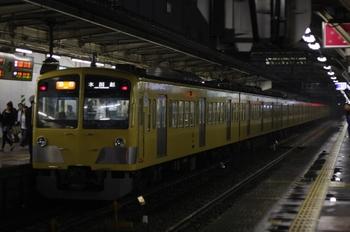 2010年10月13日、所沢、1301F+281Fの2679レ。