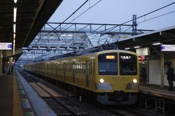 2010年10月13日、所沢、295F+1245F+1239Fの2804レ。