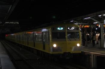 2010年10月14日、所沢、271F+1303Fの4301レ。