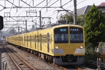2010年10月16日、上井草、4614レの295F+1245F+1239F。
