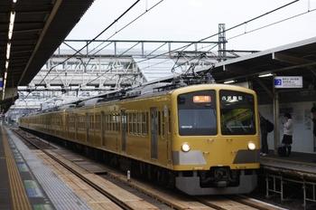 2010年10月18日、所沢、295F+1245F+1239Fの2606レ。