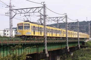 2010年10月23日、仏子~元加治、271F+1303Fの2123レ。