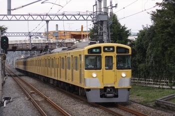 2010年10月23日、武蔵藤沢、2063F+2461Fの4118レ。