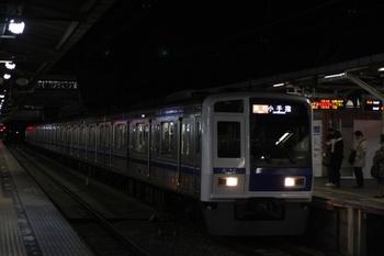 2010年12月9日、所沢、6112Fの2261レ。
