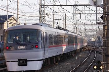 2010年12月11日 15時16分頃、西所沢、10110Fの上り臨時。