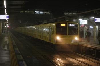 2010年12月15日、所沢、1245F+1239F+295Fの2604レ。