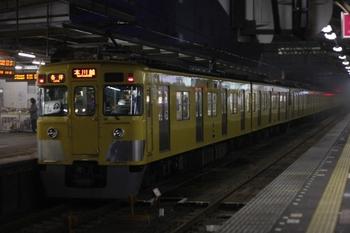 2010年12月15日、所沢、2409F+2061Fの5605レ。