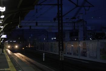 2010年12月16日、所沢、3011Fの5205レ。