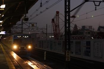 2010年12月15日、所沢、3011Fの5205レ。