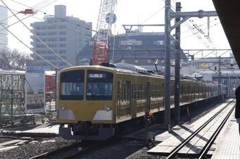 2010年12月18日 11時15分頃、所沢、263F+1253F。