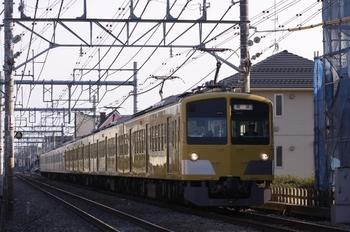 2010年12月19日 13時47分頃、所沢~西所沢、263F+1247Fの下り列車。