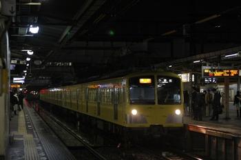 2010年12月21日、所沢、287F+1309Fの2261レ。