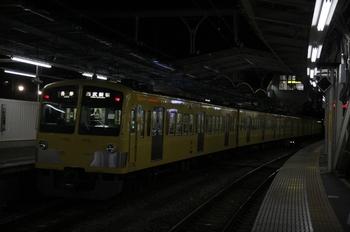 2010年12月24日、萩山、1239F+1245Fの5292レ。