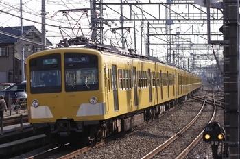2010年12月26日、西所沢、287F+1309Fの4216レ。