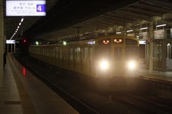 2011年1月9日、入間市、2079Fの5105レ。
