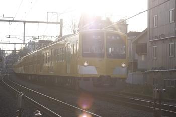 2011年1月11日、池袋~椎名町、1309Fの5431レ。