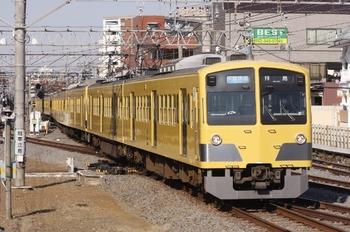 2011年1月22日、小川、295F+1311Fの3309レ。