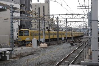 2011年1月23日、保谷、5649レだった1303F。