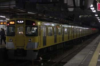 2011年1月24日、所沢、2515F+2047Fの2677レ。