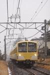2011年2月11日、西所沢~下山口、1241Fの6148レ。