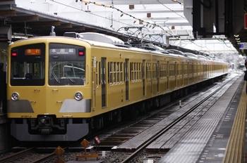 2011年2月12日、所沢、1311F+295Fの2607レ。
